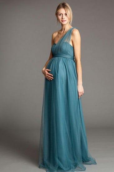 بالصور فساتين اعراس للحوامل , اجمل الفساتين السوراية للحوامل 842 6