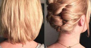 بالصور تسريحات للشعر القصير , احدث الصيحات فى تسريحات الشعر القصير 871 12 310x165