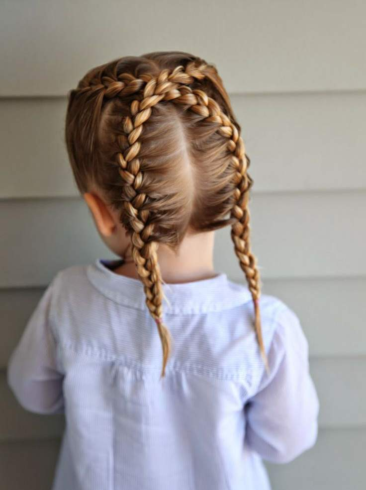 بالصور صور تسريحات اطفال , اجمل تسريحه خاصه بالطفل روعه 874 8