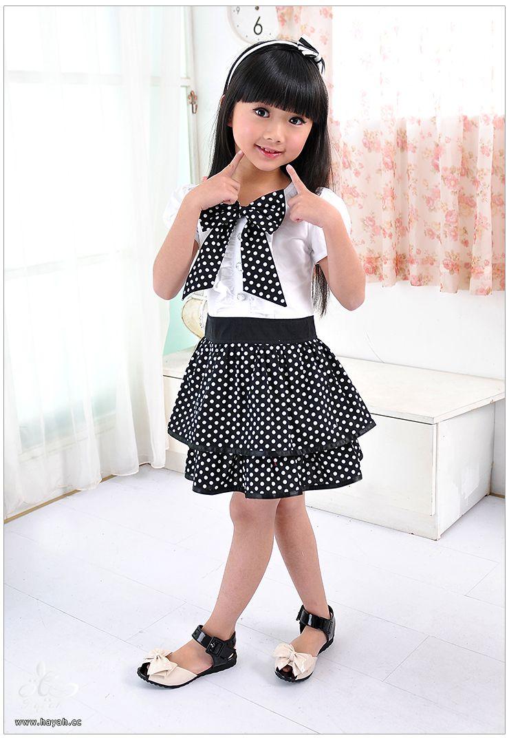 بالصور ملابس اطفال بنات , اجمل المودلات الخاصه باللبس الاطفال 892 11