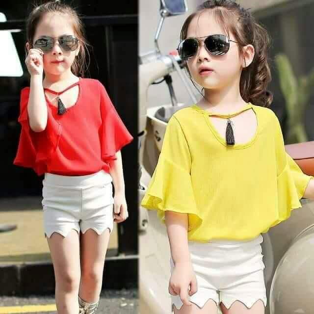 بالصور ملابس اطفال بنات , اجمل المودلات الخاصه باللبس الاطفال 892 12
