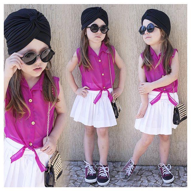 بالصور ملابس اطفال بنات , اجمل المودلات الخاصه باللبس الاطفال 892 2
