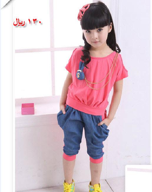 d4690c67f ملابس اطفال بنات , اجمل المودلات الخاصه باللبس الاطفال - عيون الرومانسية