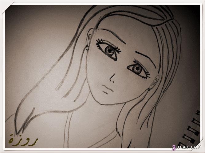 بالصور رسومات بنات سهله , اجمل رسومات بسيطه روعه 983 5