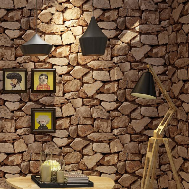بالصور ورق جدران حجر , روعه الاختيار من افخم ورق حوائط شكل احجار 1282 10