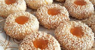 صوره حلويات مغربيه , حلى مغربي بالصور