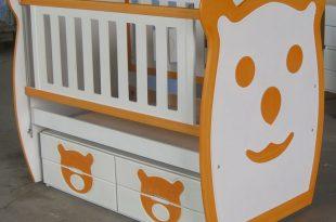 صوره حاجات اطفال , اجمل سرير بيبي هزاز