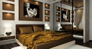 صورة تصاميم غرف نوم , اجمل ديكورات لغرف النوم الكبار و العرسان