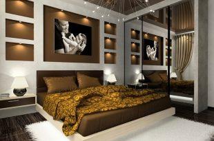 صور تصاميم غرف نوم , اجمل ديكورات لغرف النوم الكبار و العرسان