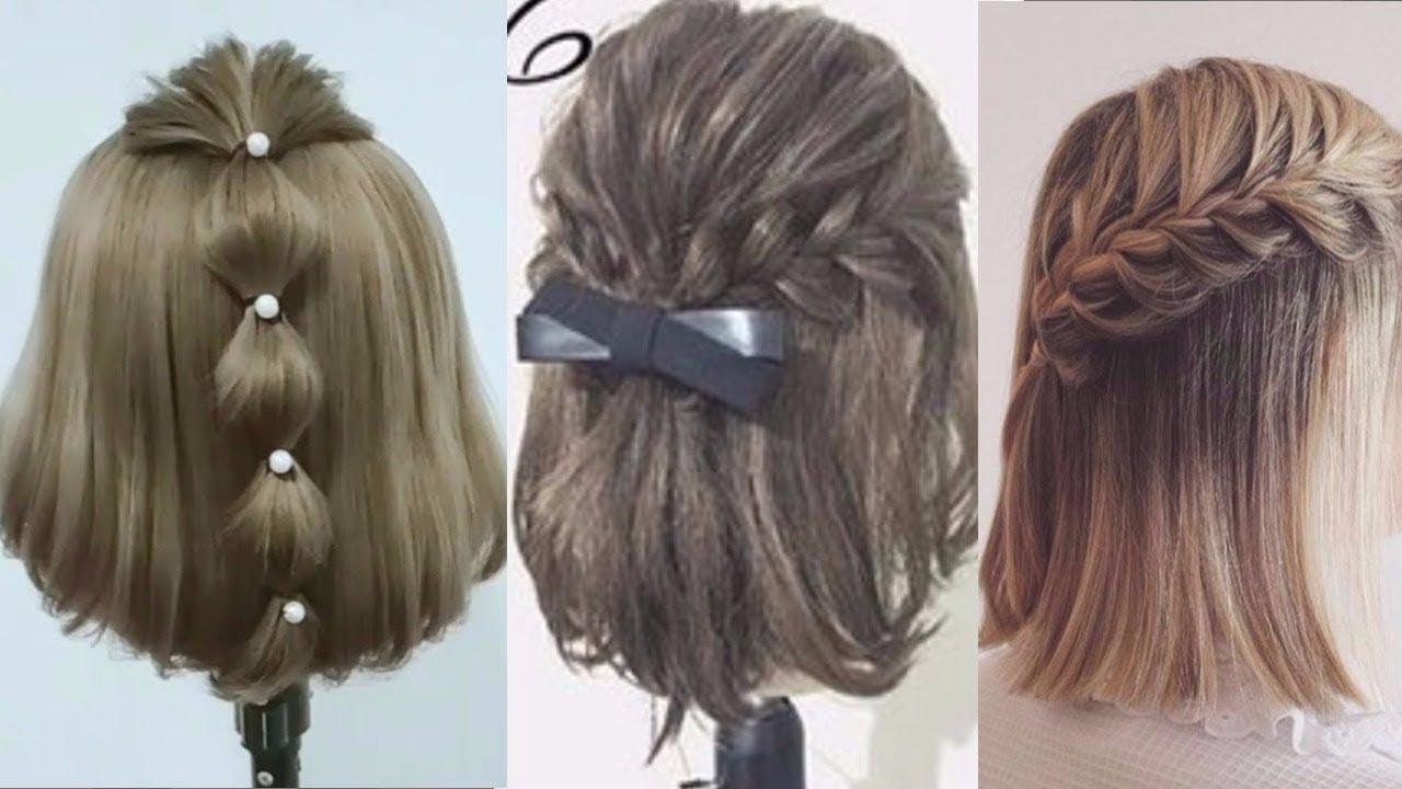 بالصور اجمل تسريحات الشعر القصير , اجمل تسريحات لكل مراة ذات شعر قصير 1410 1