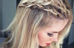 صورة اجمل تسريحات الشعر القصير , اجمل تسريحات لكل مراة ذات شعر قصير