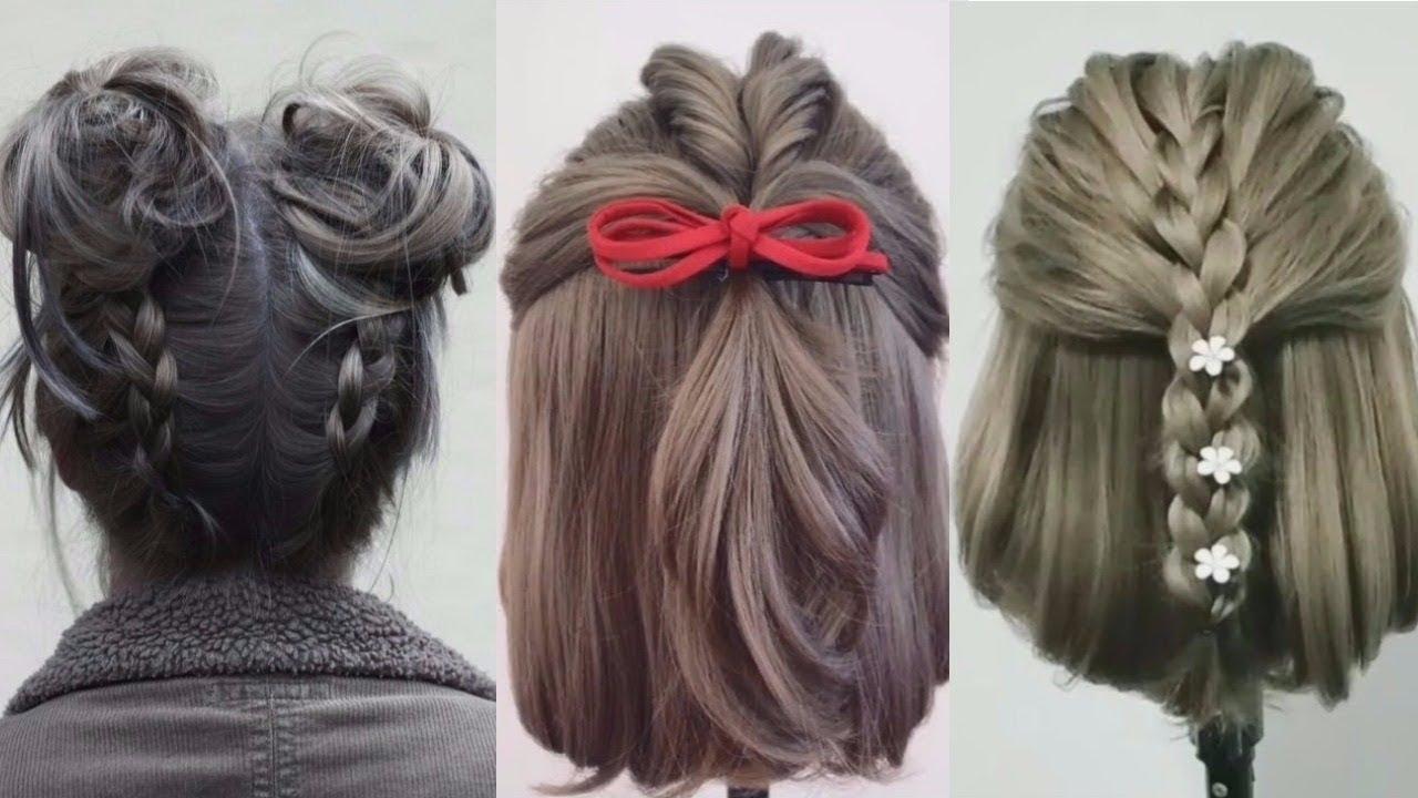 بالصور اجمل تسريحات الشعر القصير , اجمل تسريحات لكل مراة ذات شعر قصير 1410 2