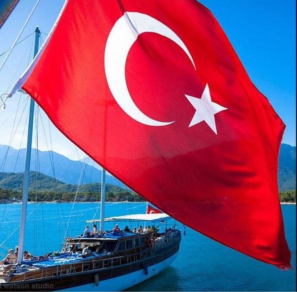بالصور صور علم تركيا , خلفيات علم دولة تركيا 1455 2