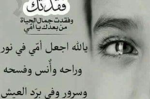 صورة كلام حزين عن فراق الام , صور عن موت الام والفراق عنها