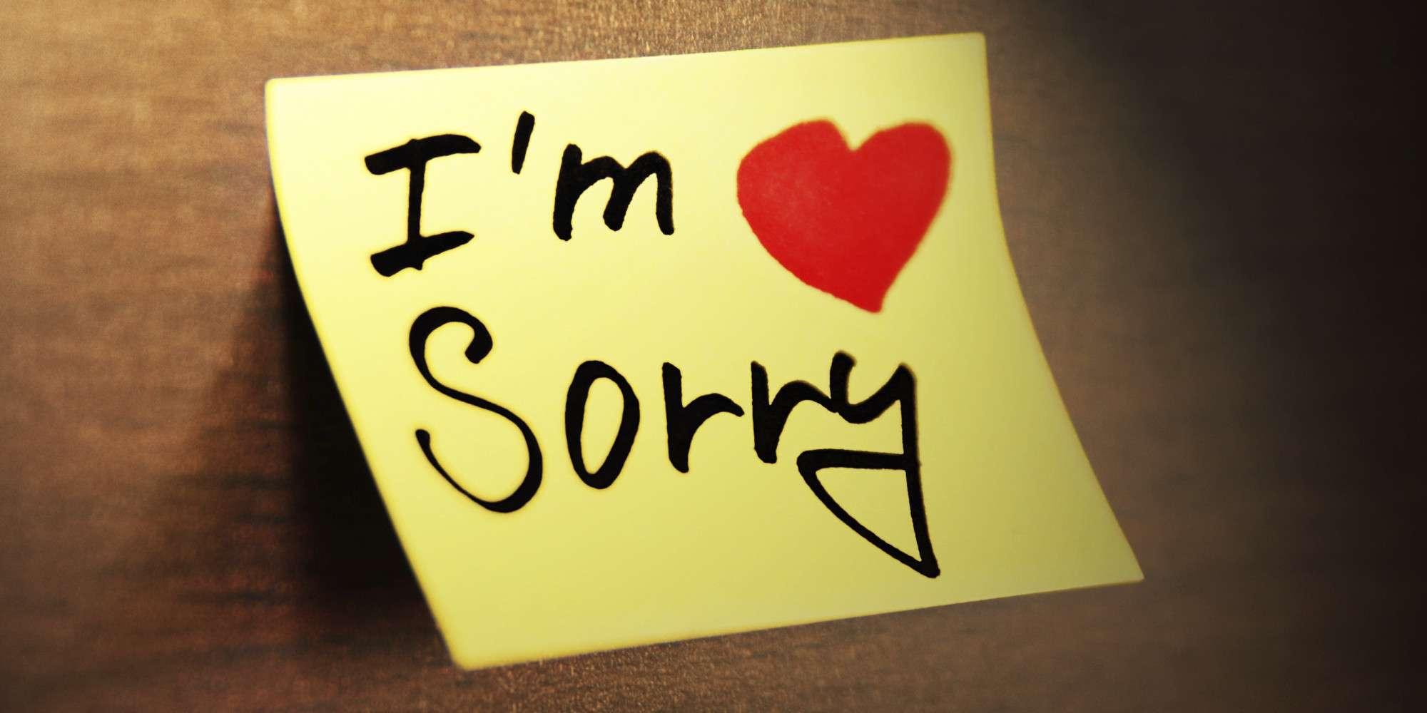 بالصور رسائل اعتذار للزوج , صور رسائل اسف واعتذار للزوج 1480 1