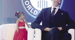 صوره اطول رجل في العالم , تعرف على اطول رجل و اقصر سيدة في العالم