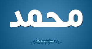 بالصور ما معنى اسم محمد , ماهو معنى اسم ذكر محمد 1504 2 310x165
