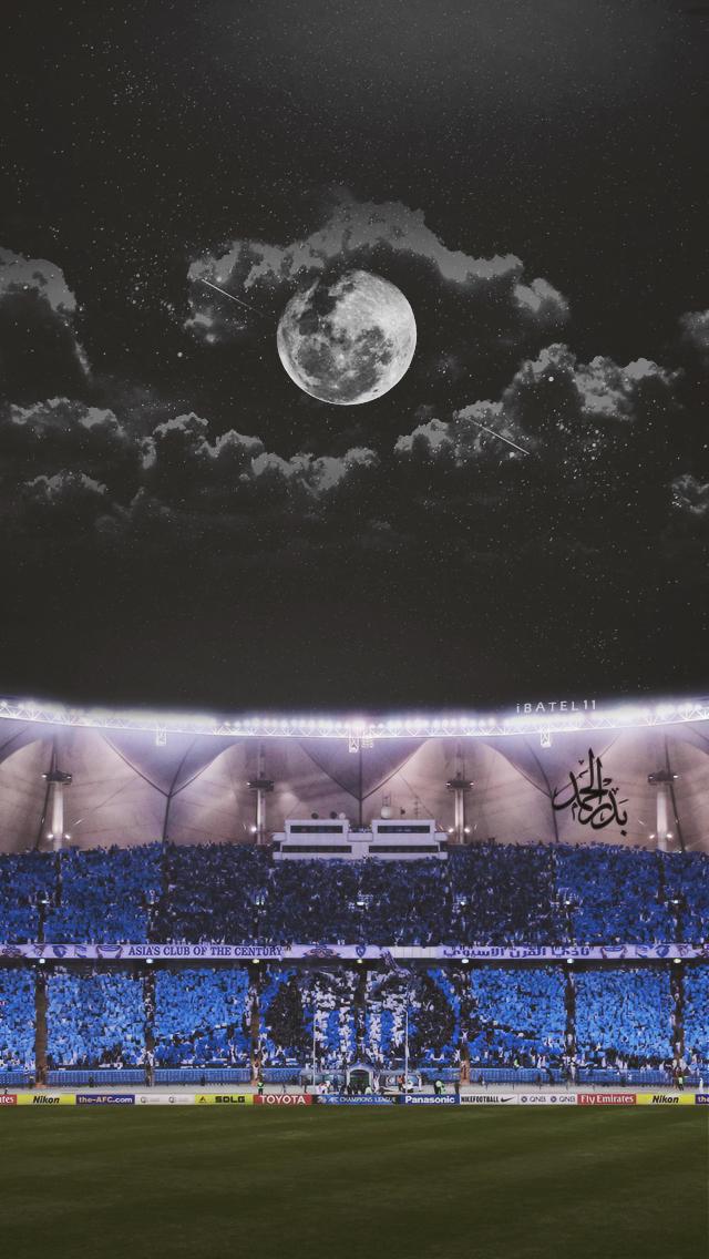 بالصور خلفيات الهلال , اروع رمزيات لنادي الهلال السعودية