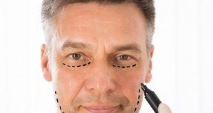 صوره علاج نحافة الوجه عند الرجال , كيف ينحف الوجة عند الرجال