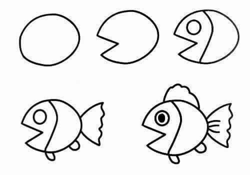 بالصور رسومات جميلة وسهلة , اجمل صور رسومات اطفال بالقلم الرصاص للتعليم 1544 8