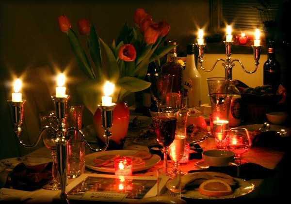 بالصور عشاء رومانسي , طريقة تحضير العشاء الرومانسي في مناسباتك الخاصة 1753 1
