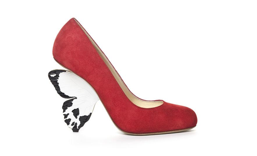 بالصور احذية نسائية , تالقي بارقي احذية تفيض انوثة 1998 3