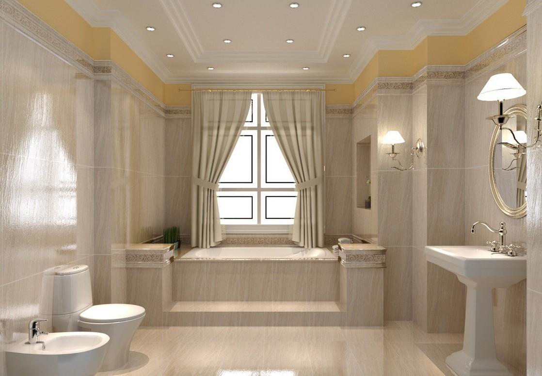 بالصور حمامات مودرن , صور حمامات 3276 5