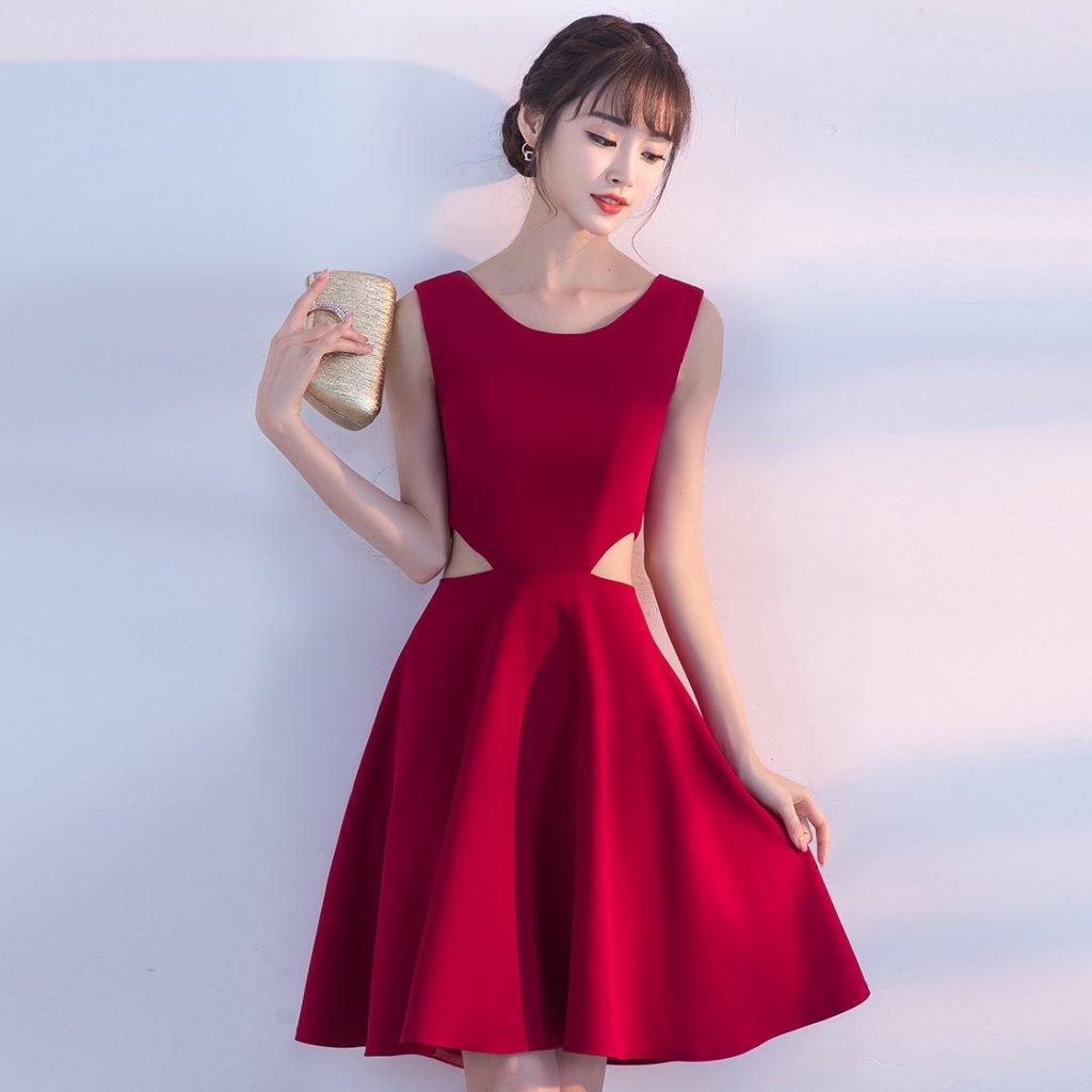 بالصور موديلات فساتين سهرة , موديلات حديثة الفساتين 3356 3