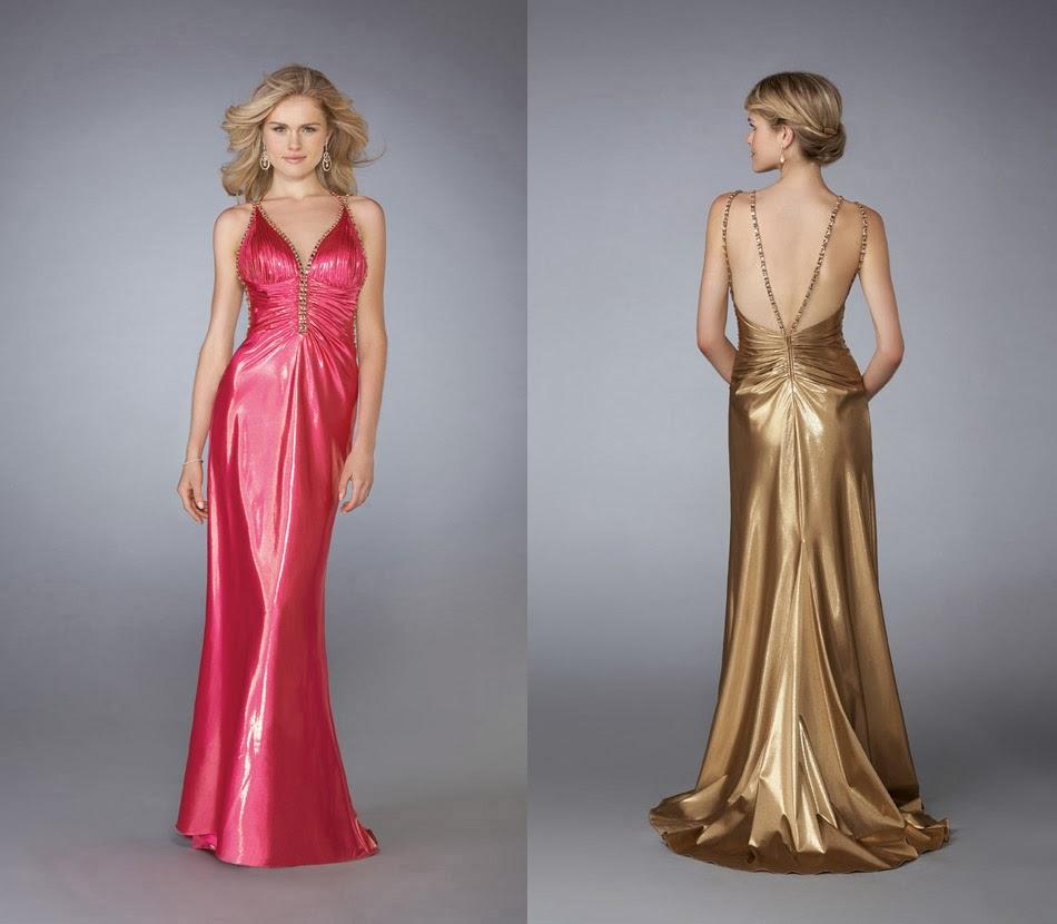 بالصور موديلات فساتين سهرة , موديلات حديثة الفساتين 3356 8