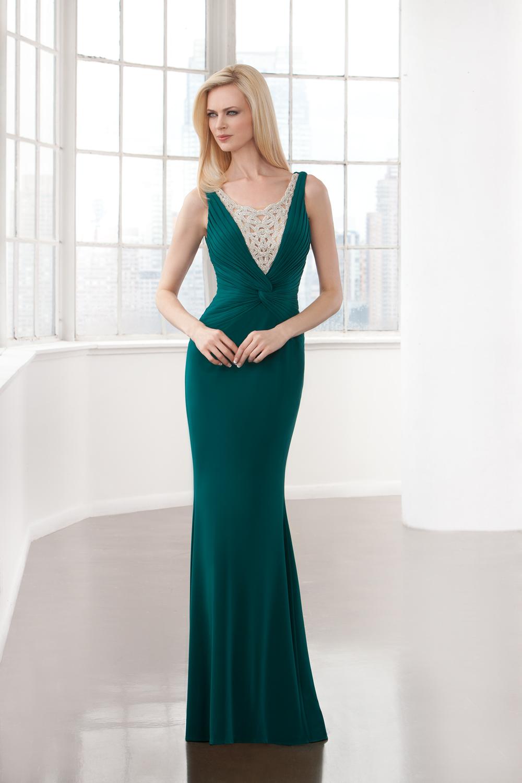 بالصور موديلات فساتين سهرة , موديلات حديثة الفساتين 3356