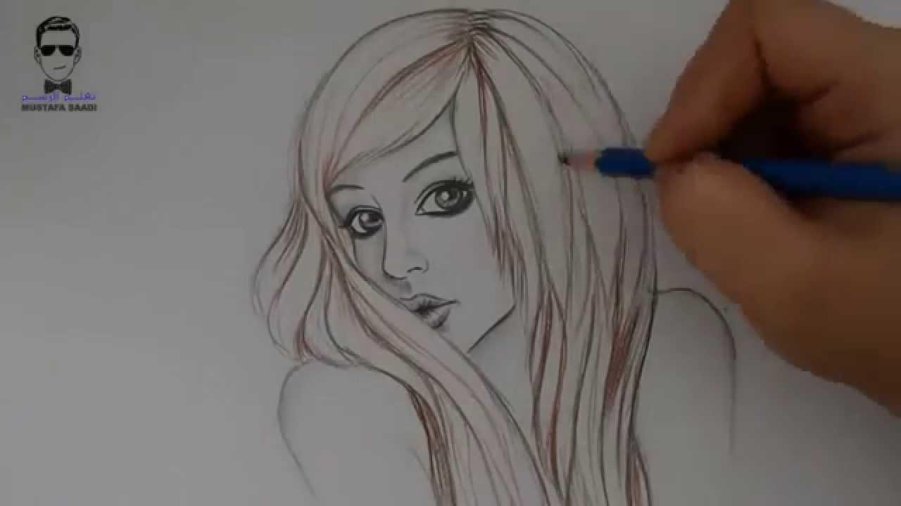 بالصور رسم انمي , اجمل صور لرسومات الانيمشن 3465 10