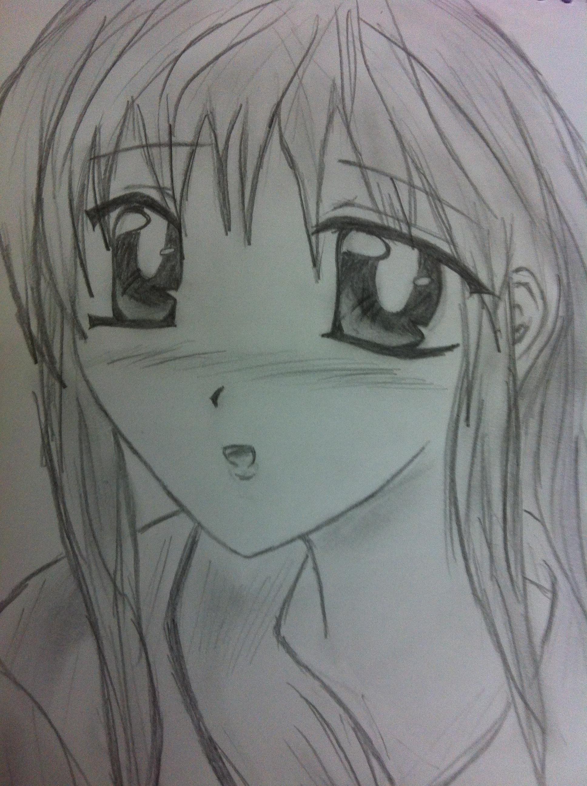بالصور رسم انمي , اجمل صور لرسومات الانيمشن 3465 12