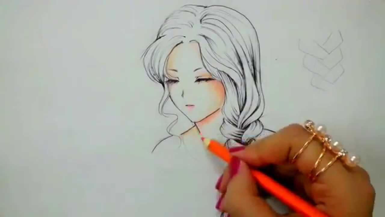 بالصور رسم انمي , اجمل صور لرسومات الانيمشن 3465 9