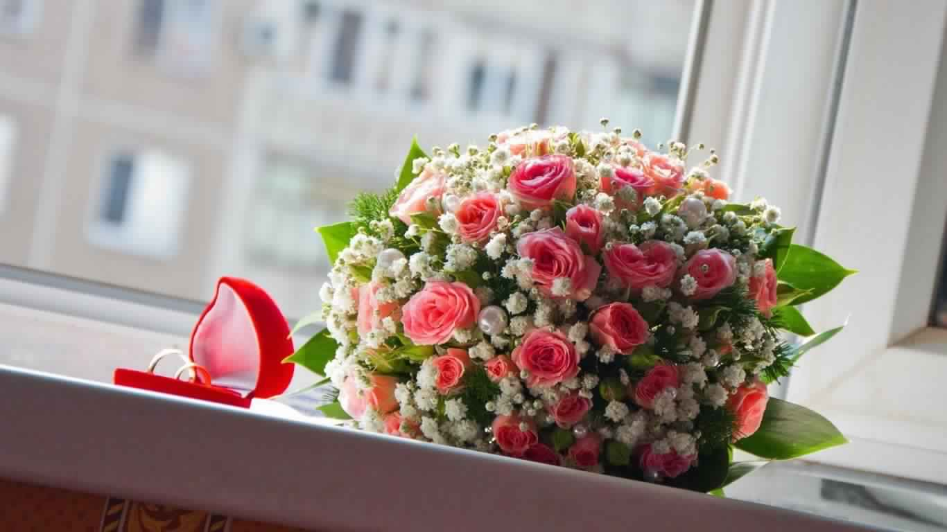بالصور صور اجمل ورد , اجمل صور لبوكيهات الورد 3493 7