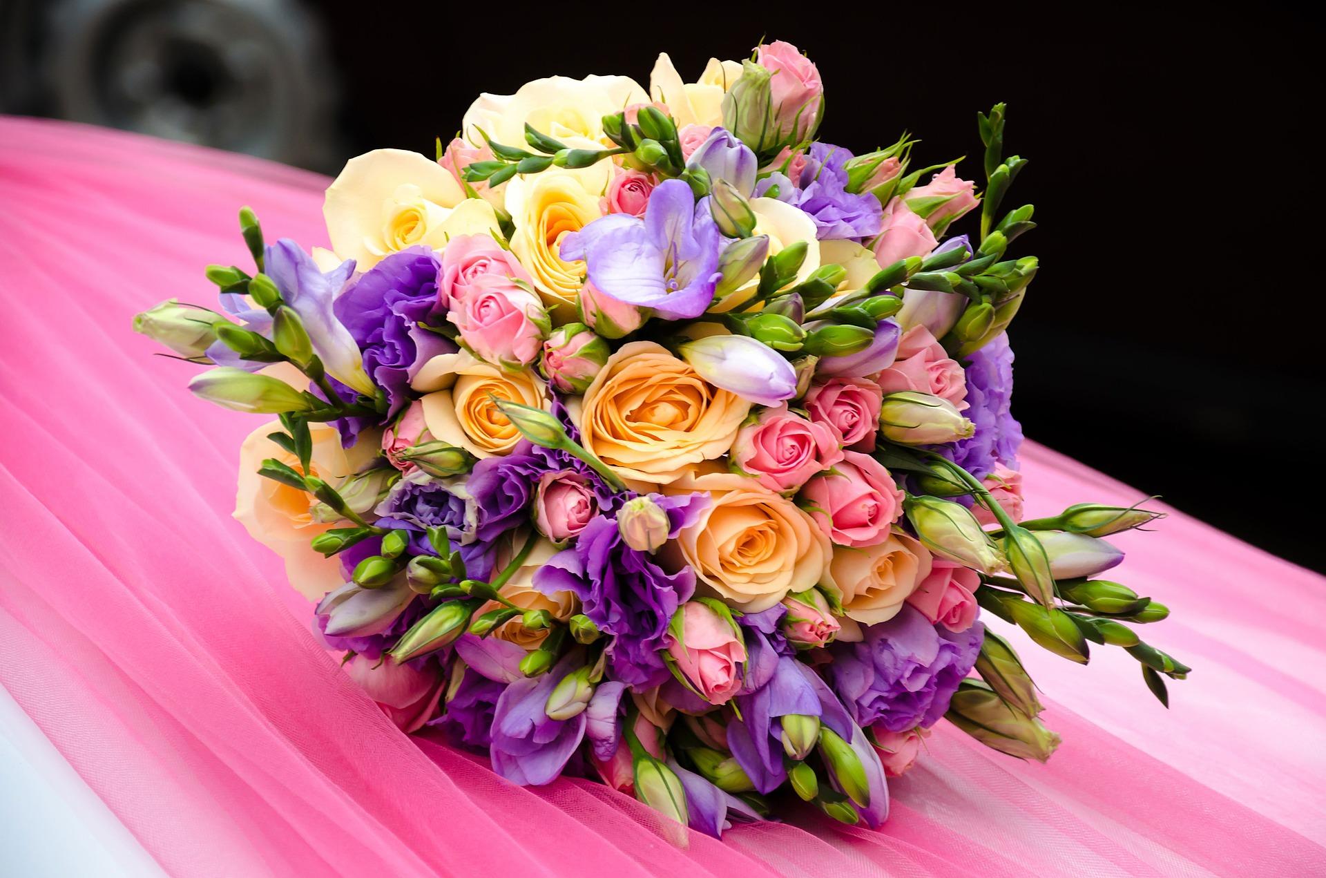 بالصور اجمل بوكيه ورد فى الدنيا , صور الورد روعة 3495 6
