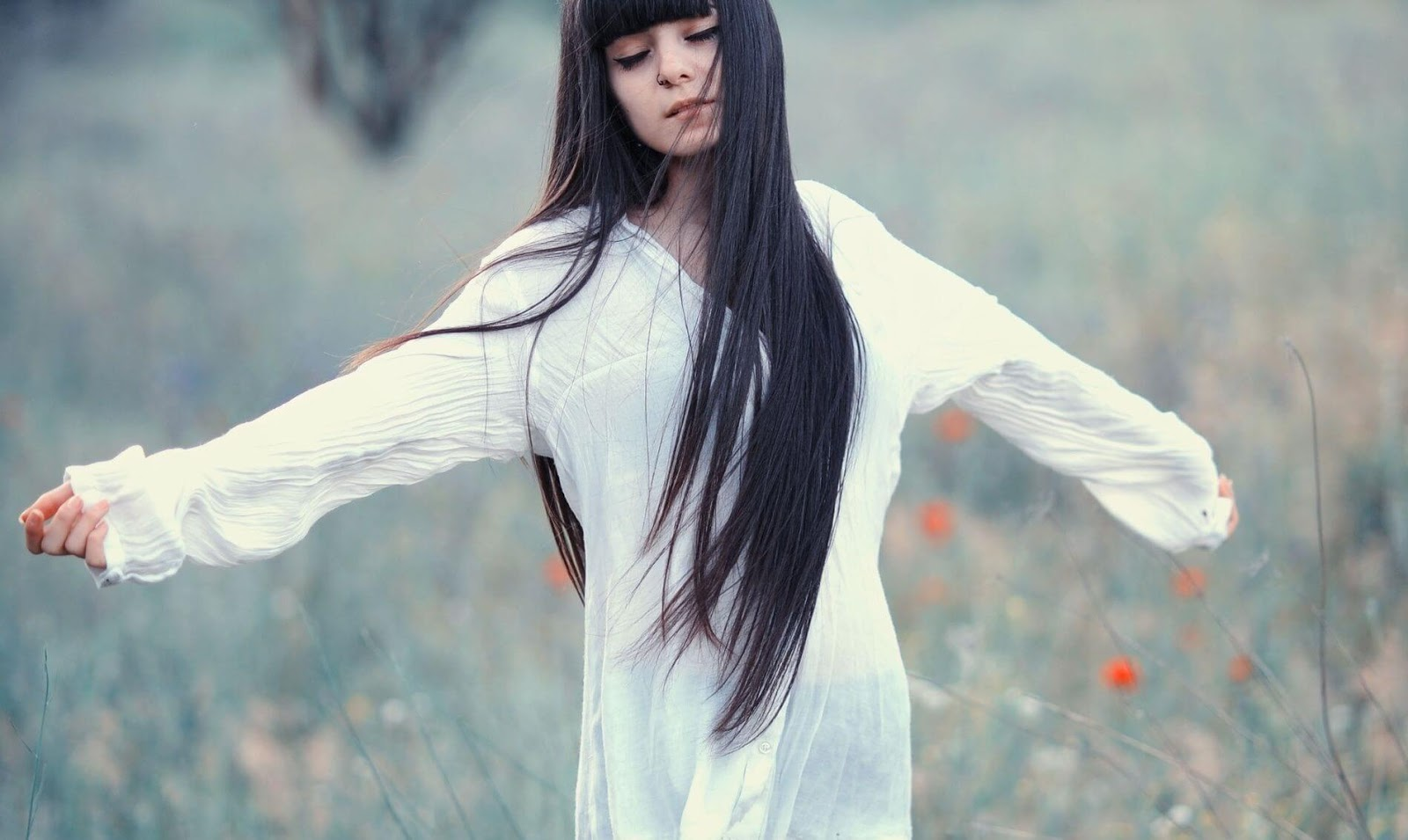 بالصور اطول شعر في العالم , شاهد اطول شعر في الدنيا 3512 2