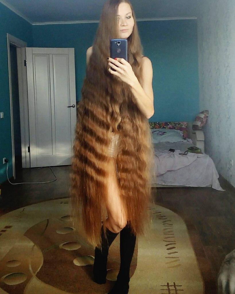 بالصور اطول شعر في العالم , شاهد اطول شعر في الدنيا 3512 5