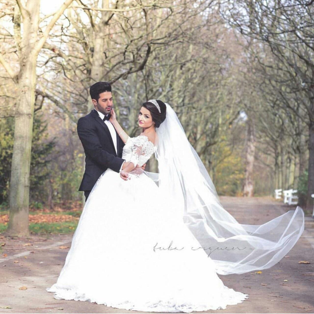 بالصور صور عرسان حلوه , اجمل صور للعروسين 3522 5