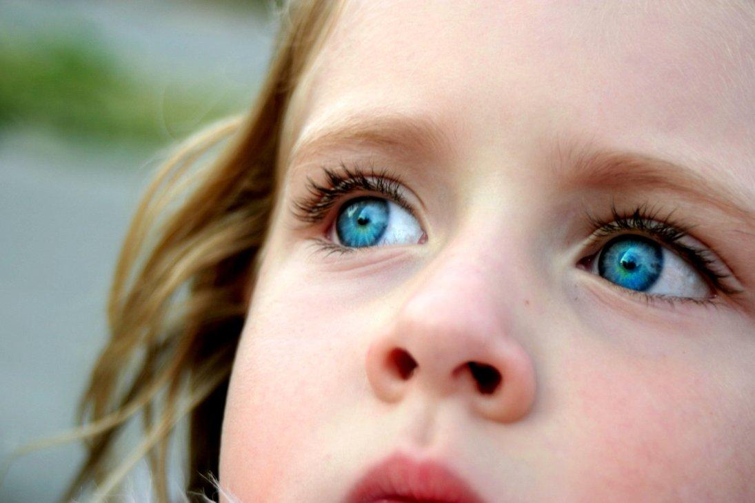 بالصور عيون زرقاء , صور لاجمل العيون الملونة 3586 11