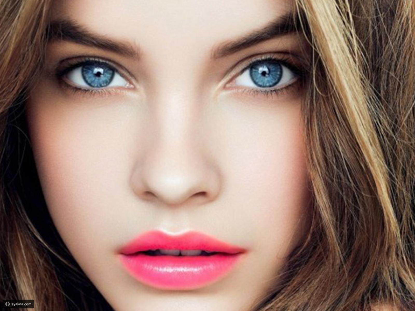 بالصور عيون زرقاء , صور لاجمل العيون الملونة 3586 2