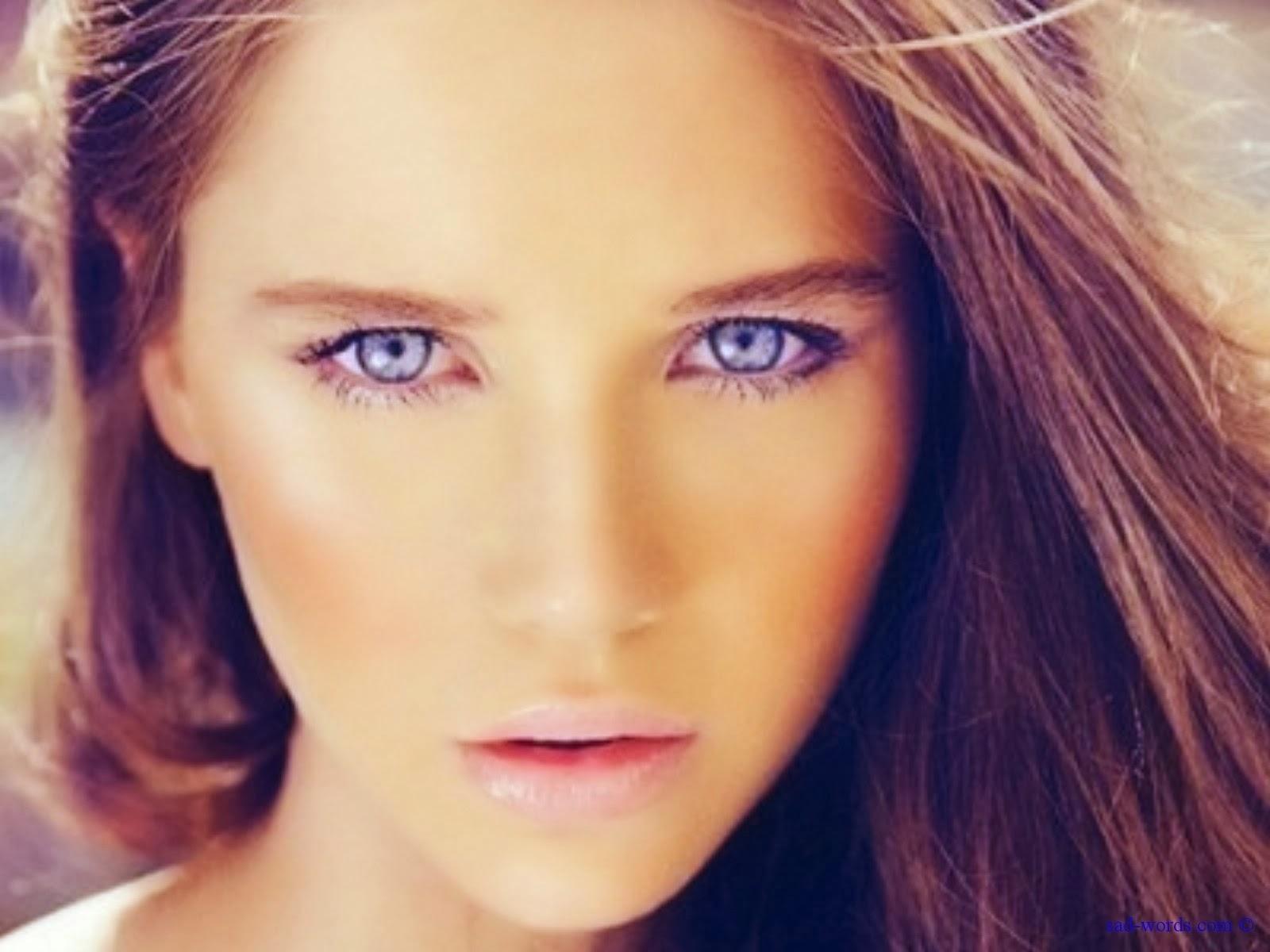 بالصور عيون زرقاء , صور لاجمل العيون الملونة 3586 3