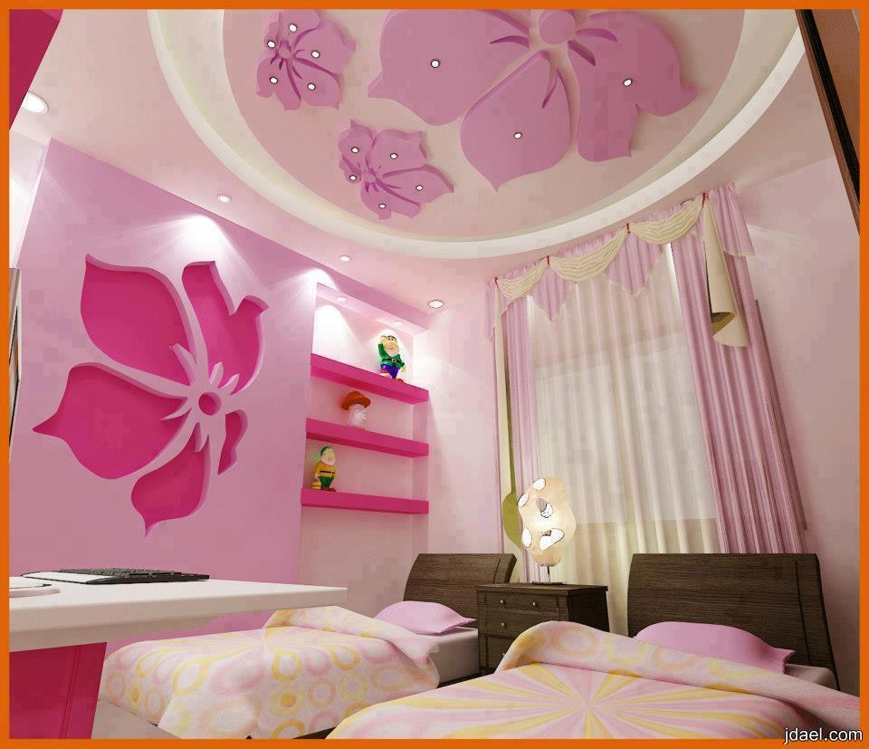 بالصور احدث غرف نوم اطفال , صور احدث غرف النوم للاطفال 3587 11
