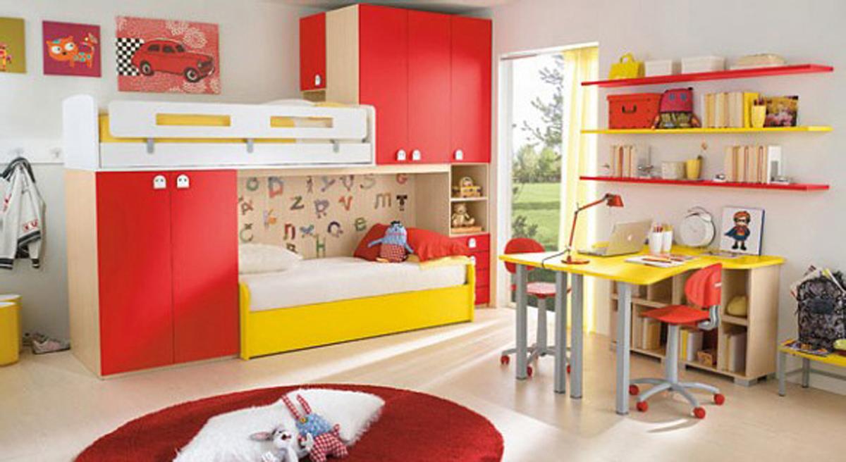 بالصور احدث غرف نوم اطفال , صور احدث غرف النوم للاطفال 3587 4