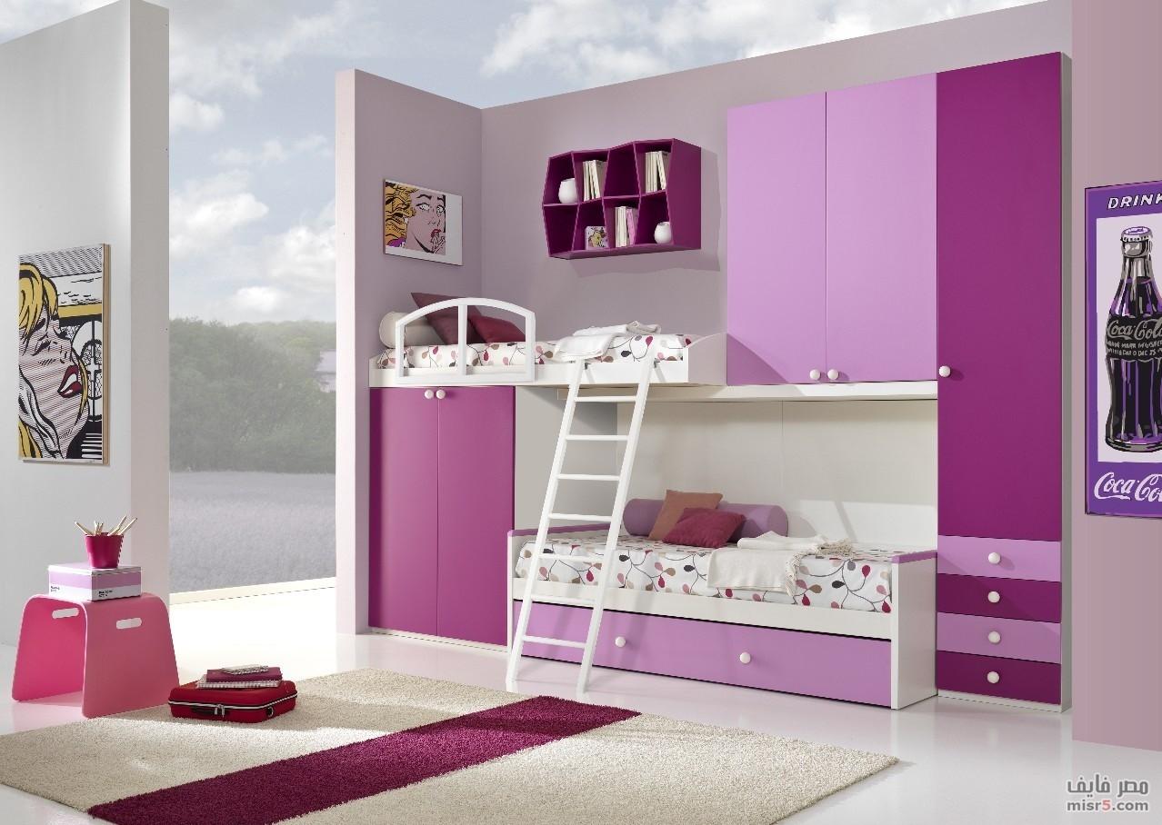 بالصور احدث غرف نوم اطفال , صور احدث غرف النوم للاطفال 3587 5