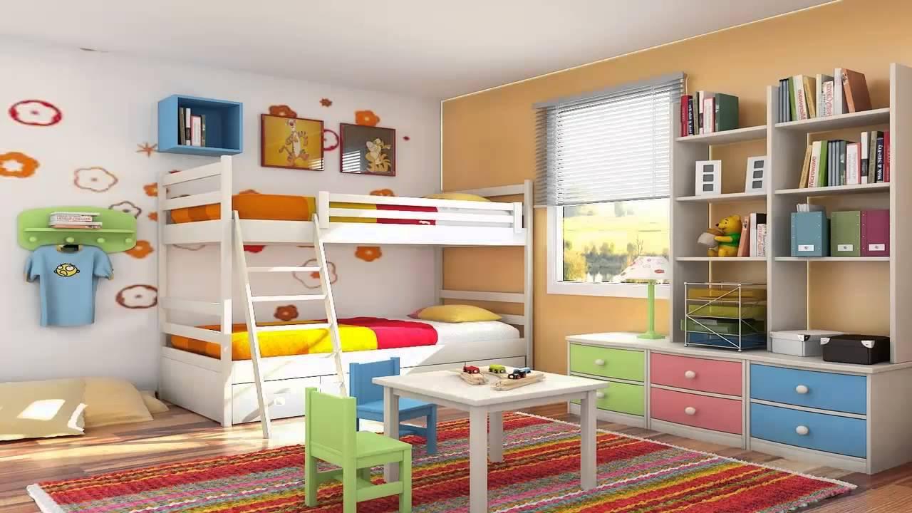 بالصور احدث غرف نوم اطفال , صور احدث غرف النوم للاطفال 3587 6