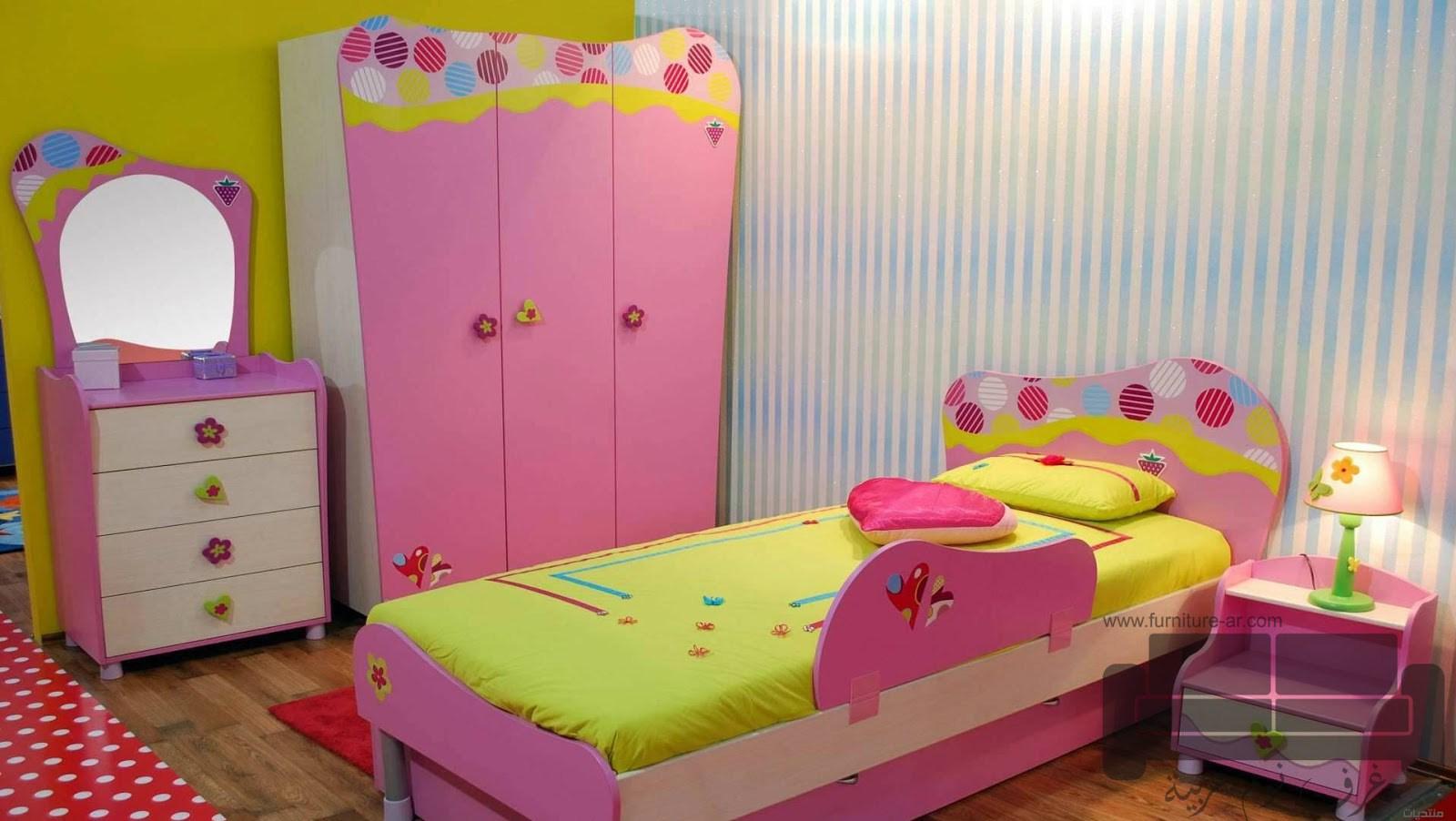 صور احدث غرف نوم اطفال , صور احدث غرف النوم للاطفال