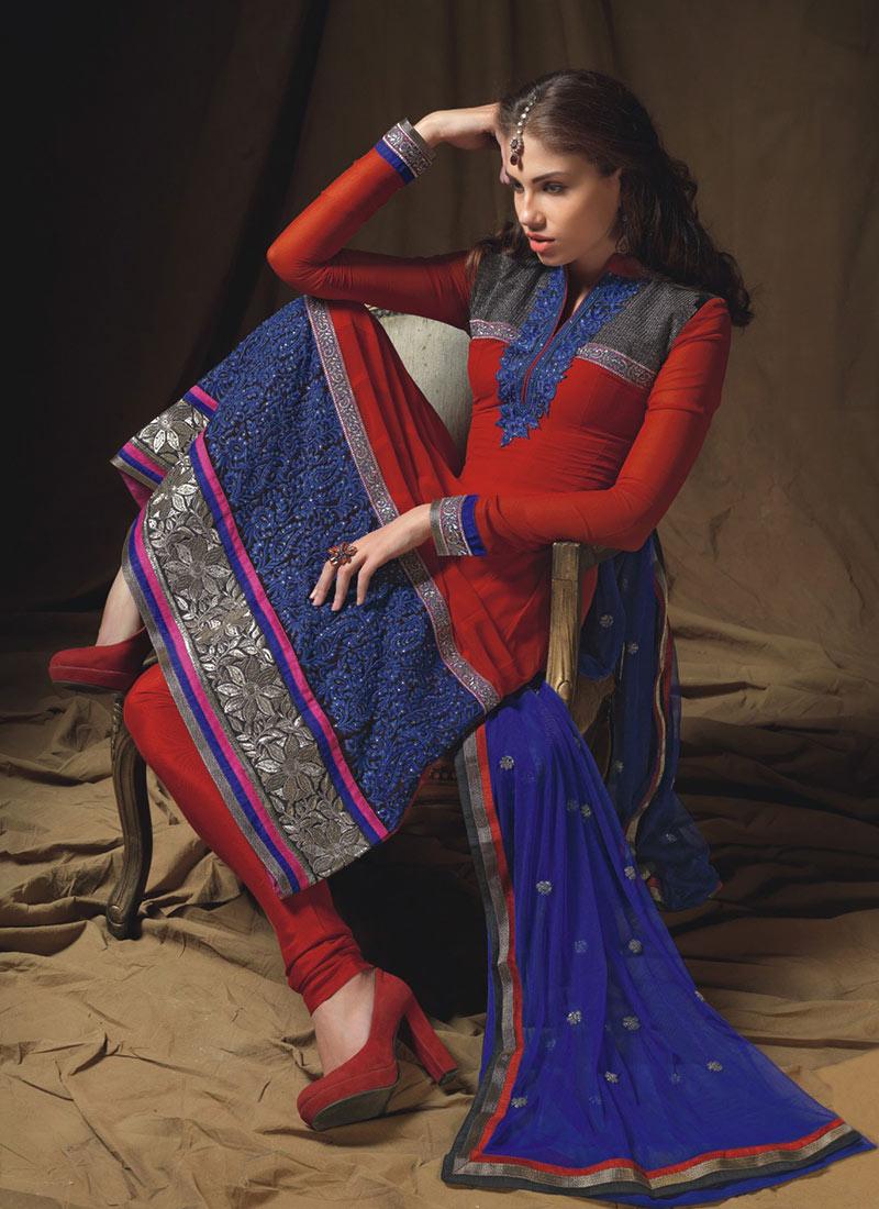 بالصور ازياء هندية , صور لاحدث صيحات الساري الهندي 3591 7