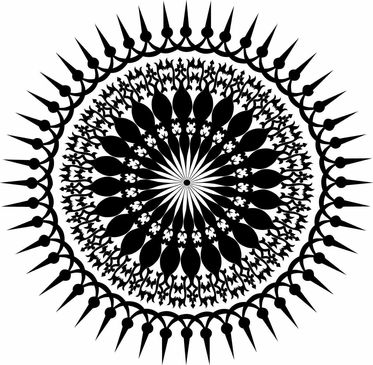 بالصور زخرفة اسلامية , صور لاشكال من الفن الاسلامي المميز 3614 5
