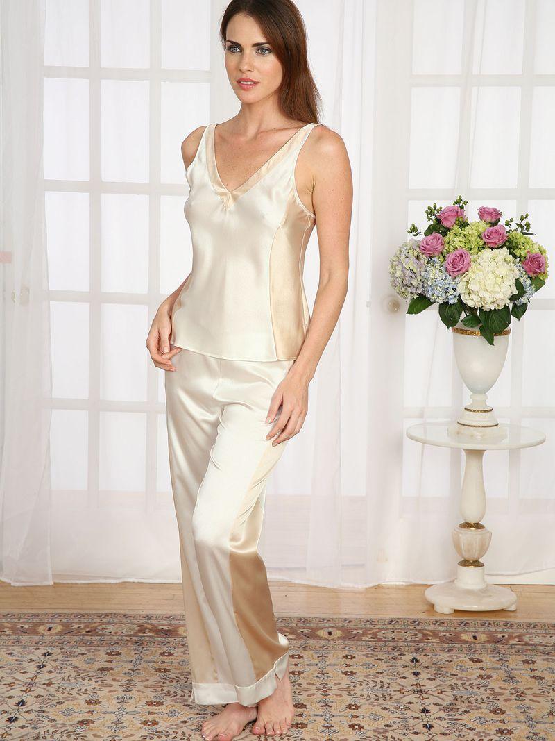 بالصور ملابس نوم للعرايس , اجمل ملابس النوم لللعروس2019 3636 1