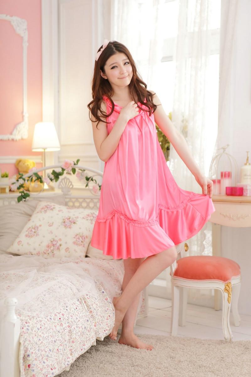 بالصور ملابس نوم للعرايس , اجمل ملابس النوم لللعروس2019 3636 3